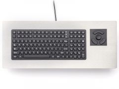 iKey Intrinsically Safe Panel Mount Keyboard with FSR