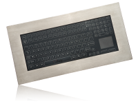 iKey Membrane Keyboard with Touchpad