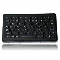 iKey Small-Footprint Industrial Keyboard