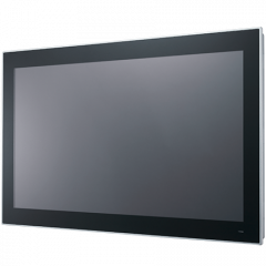 "23.8"" Fanless Widescreen Panel PC with Intel® Pentium® N4200 Quad-Core Processor"