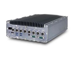 SEMIL-1300 Half Rack Rugged Fanless Computers with M12 Connectors
