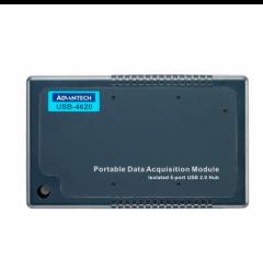 Advantech 5-port Full-speed Isolated USB 2.0 Hub