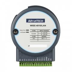 Advantech 4-ch Current Input and 4-ch Digital Output IoT Ethernet I/O Module