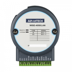 Advantech WISE-4050 4-ch Digital Input and 4-ch Digital Output IoT Ethernet I/O Module